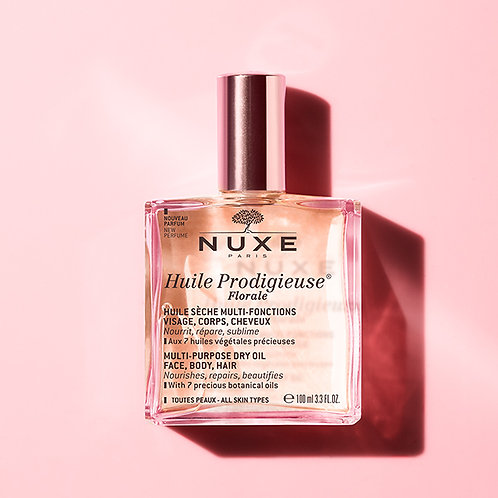 Nuxe Huile Prodigieuse Florale - Multi Purpose Dry Oil