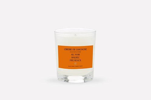 Black Garlic - Malbec - Prune - Candle