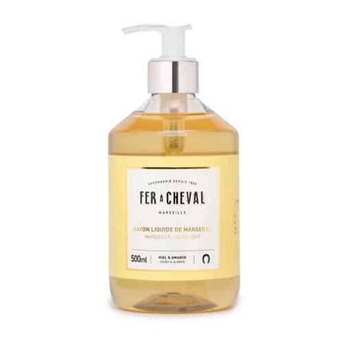 Liquid Soap Honey & Almond 500ml