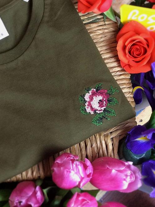 Johnny Romance Green T-shirt