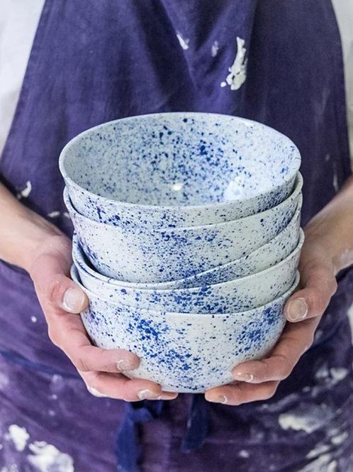 Ink Blue Bowl