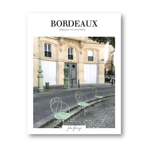 Photo Book - Bordeaux