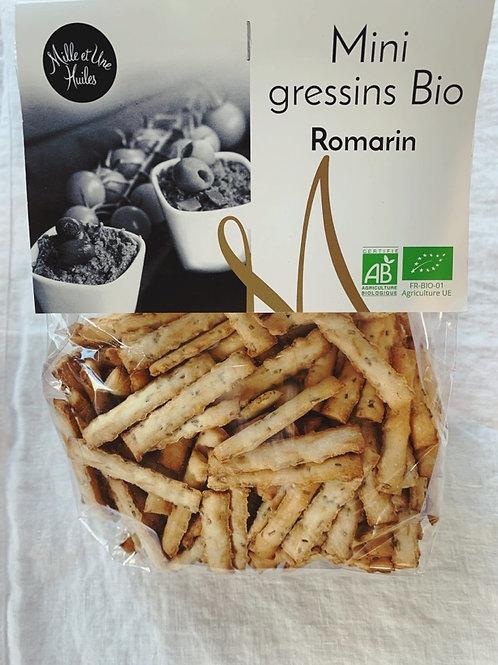 Organic Rosemary Gressins