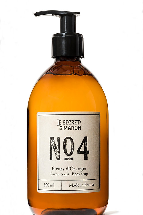 N04 Body Wash, Orange Blossom 500ml