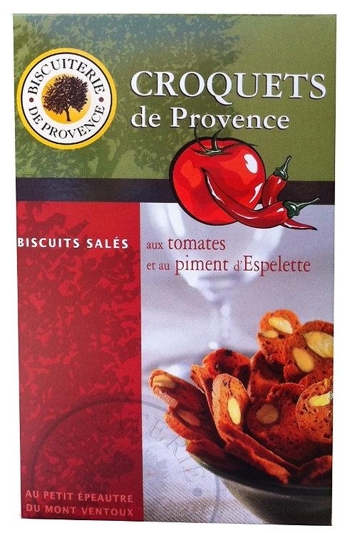 Croquets de Provence - Tomato and Espelette Pepper