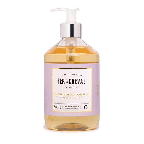 Energizing Lavender Liquid Soap 500ml