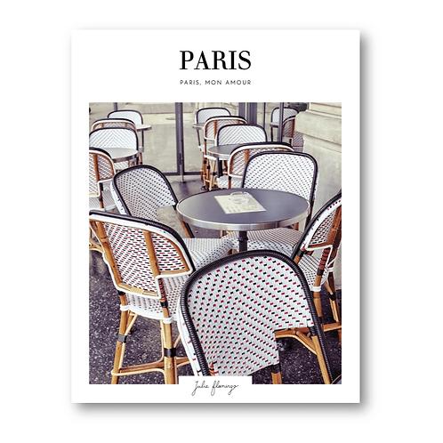 Photo Book - Paris