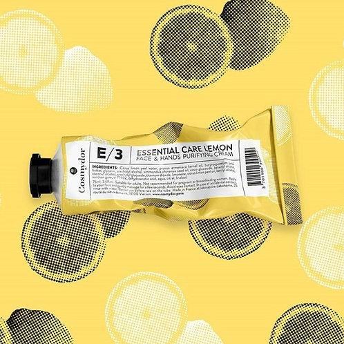 E3 Essential Care Lemon