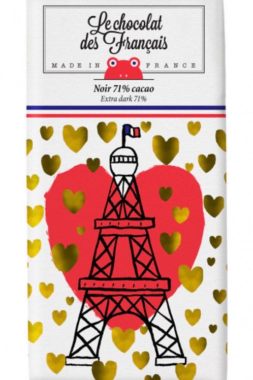 Chocolate Francais Extra Dark 71%