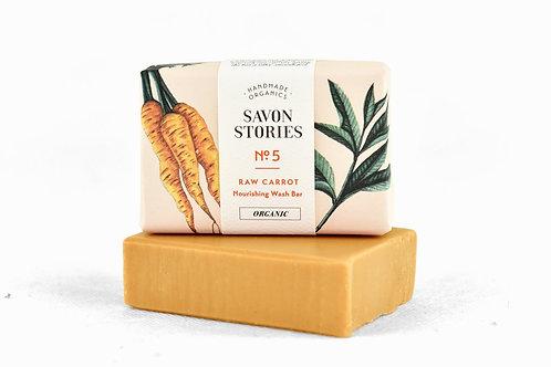 Raw Carrot Soap Bar -  Nourishing