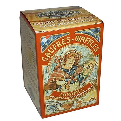 Caramel Pure Butter Waffles