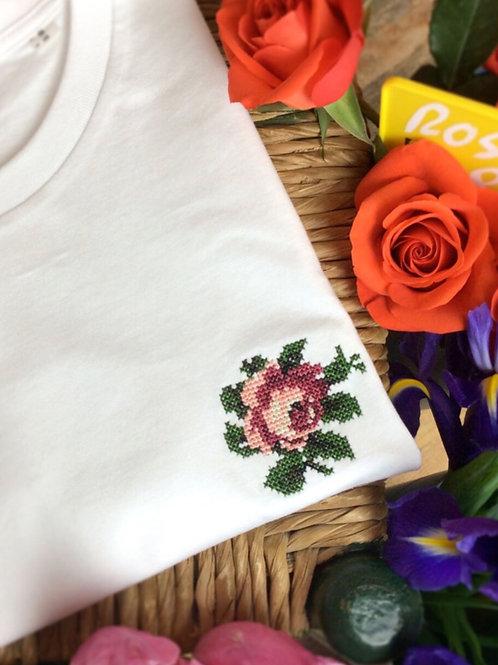 Johnny Romance white T-shirt