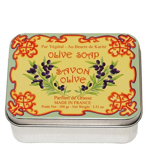 Savon Le Blanc Natural Olive Soap
