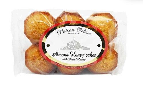 Almond Honey Cakes