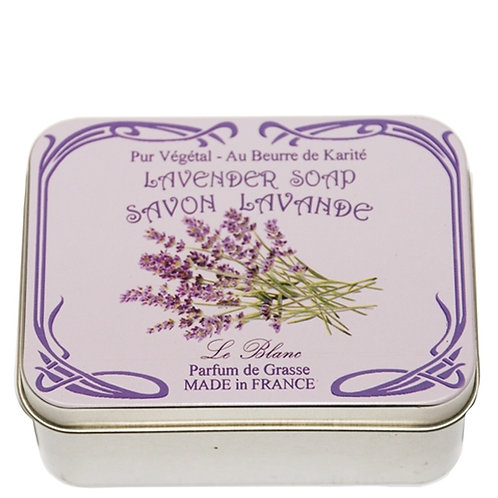 Savon Le Blanc Lavender Soap