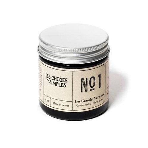 Hand Cream N1 (Amber)
