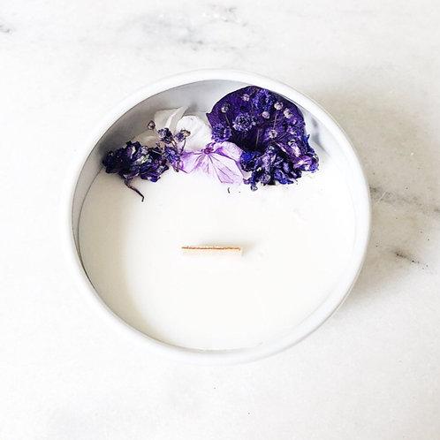 Violet Cocoon
