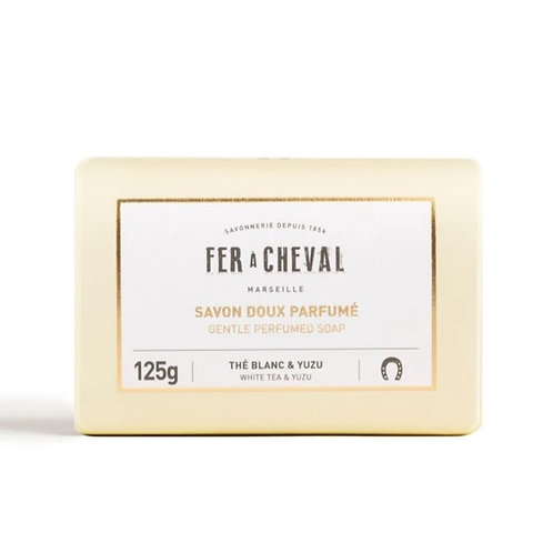Gentle Perfumed Soap Bar - White Tea & Yuzu