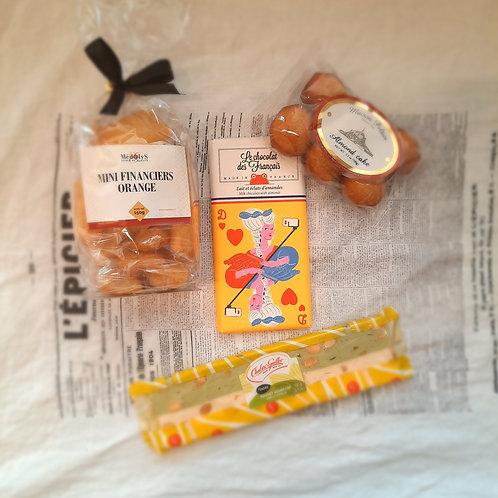 Almond Lovers - Set