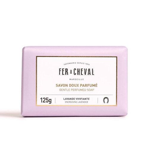 Gentle Perfumed Soap Bar - Energizing Lavender