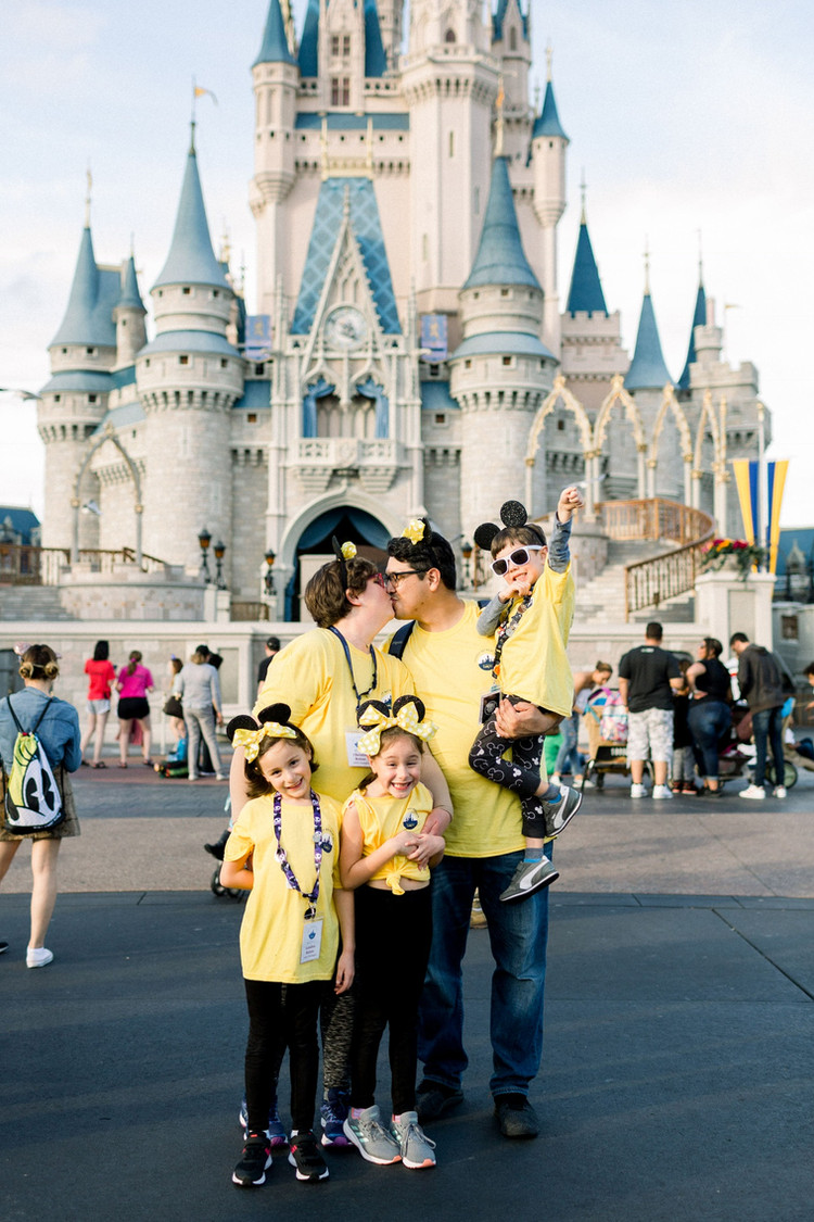 Ponchos and Park Rides: Talking with our Kids about Stage IV Breast Cancer