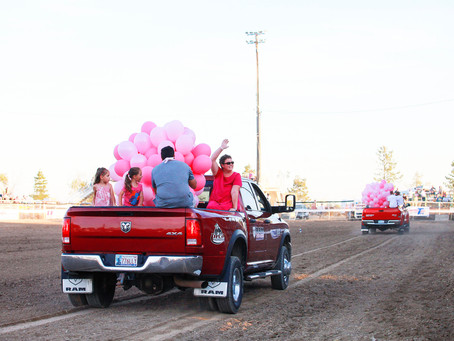Moses Lake Roundup's Pink Ceremony