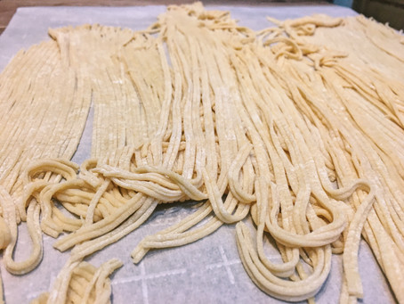 Measuring Milestones in Pasta