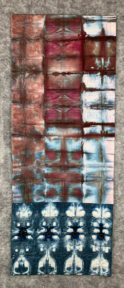 """Within   40"""" x 16"""" (sold)"""