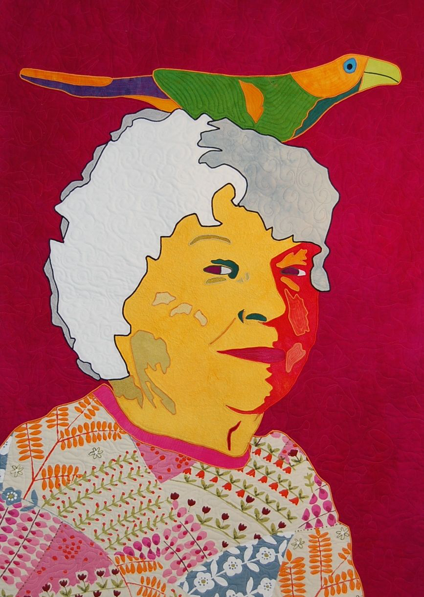 Sarah Pavlik - Contemporary Quilt Art