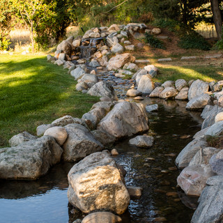 Stream at Oak Hills Reception and Event Center