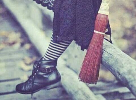 Længe leve heksene!🧙🏻♀️