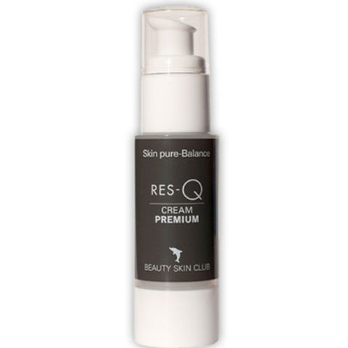 肌の生まれ変わりを促進する美容液✨『RES-Qクリームプレミアム』