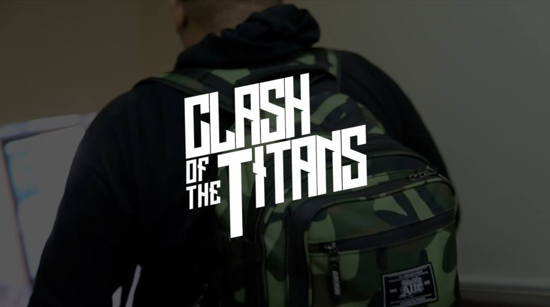 The 2018 Clash Of The Titans World Battle