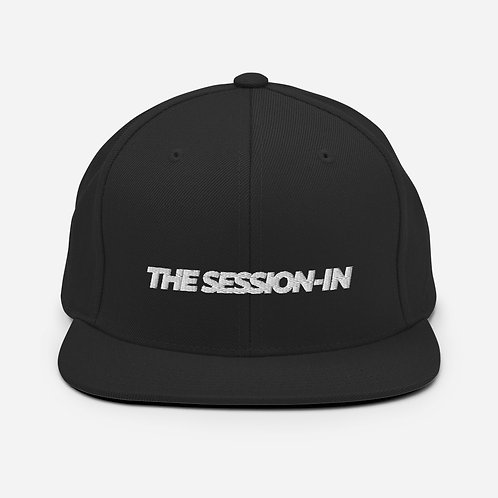 The Session-In Snapback Hat