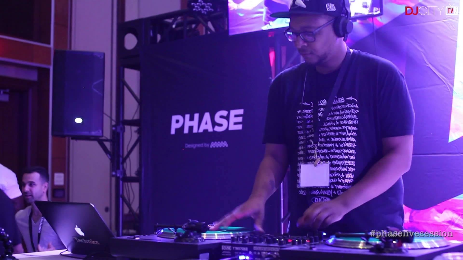 Watch: Behind-the-Scenes at Phase's 'Live Session - Launch Tour'
