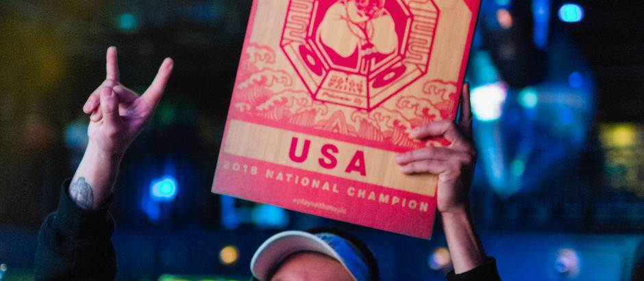 J. Espinosa (USA) returns to take the 2018 Red Bull 3Style USA crown