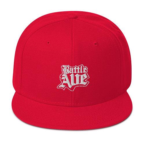 Home Team Series Snapback Hat (Red)