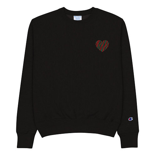 Love Mvmnt Champion Sweatshirt