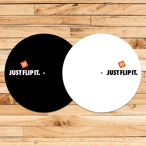 Just Flip It Slipmats