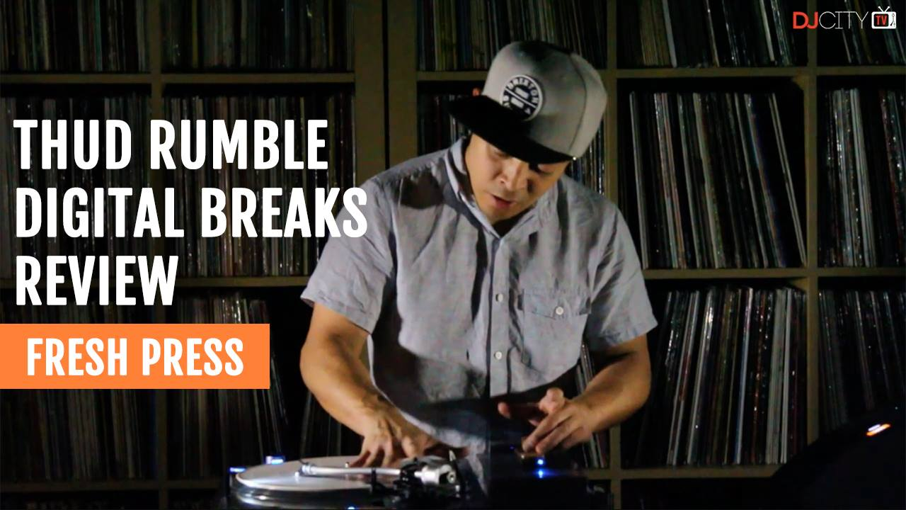Antriks and DJ Excess Review Thud Rumble's Digital Breaks | Fresh Press