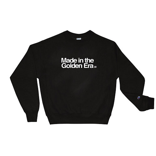Champion x Made In the Golden Era Sweatshirt