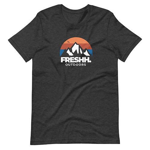 Freshh. Outdoors Short-Sleeve Unisex T-Shirt