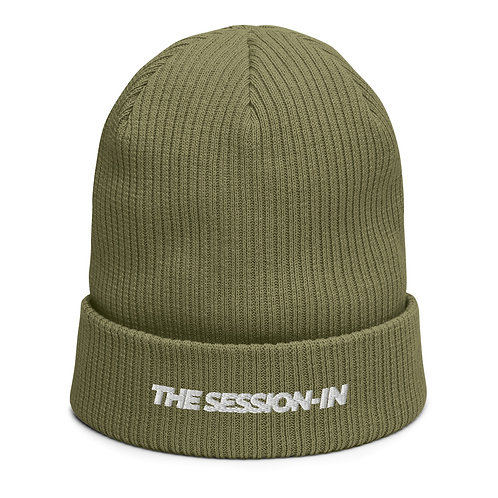 Session-In Military Ribbed Beanie