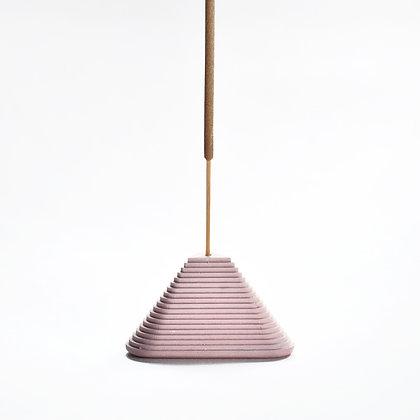 Pyramid Incense Holder
