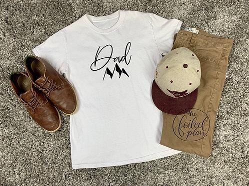 Dad Mountains T-Shirt