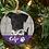 Thumbnail: Pet Ceramic Ornament PreOrder