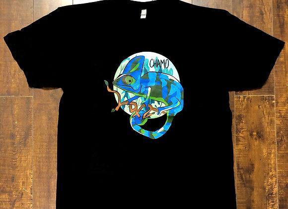 Chamo The chameleon T shirt