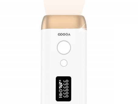 COOGA Permanent IPL Hair Removal Device