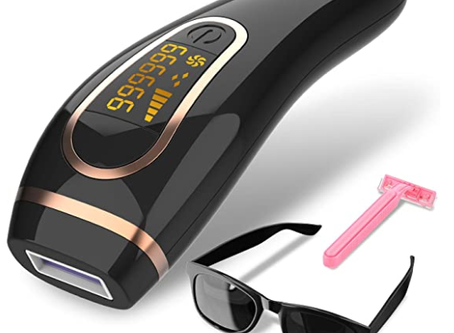 Beamia At-Home IPL Hair Removal