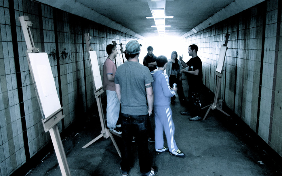 urban art classess